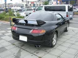 MITSUBISHI FTO black
