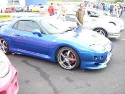 MITSUBISHI FTO blue