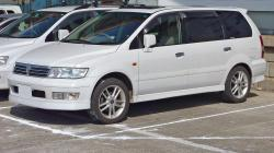 mitsubishi grandis chariot