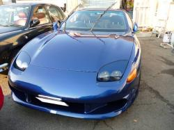 MITSUBISHI GTO blue