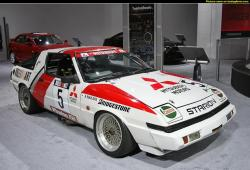 MITSUBISHI STARION TURBO brown
