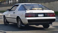 mitsubishi starion turbo