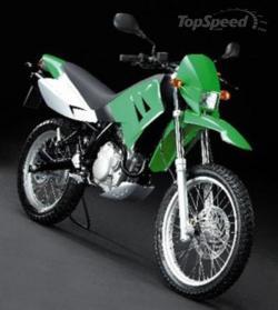 MZ 125 white