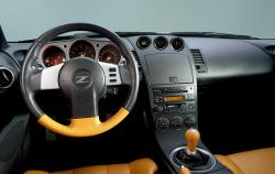 NISSAN 350 Z interior