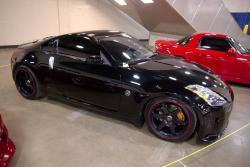 NISSAN 350Z black