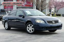 NISSAN ALTIMA 2.5 blue
