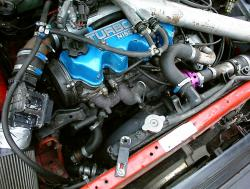 NISSAN CHERRY engine