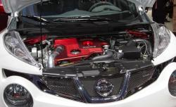 NISSAN JUKE 1.6 engine