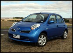 NISSAN MARCH 1.0 blue