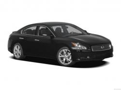 NISSAN MAXIMA brown