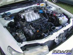 NISSAN MAXIMA engine