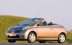 NISSAN MICRA brown