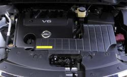 NISSAN MURANO 3.5 V6 engine