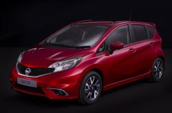 NISSAN NOTE 1.5 DCI green