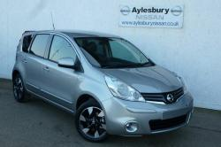 NISSAN NOTE 1.5 DCI silver