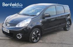 NISSAN NOTE 1.5 DCI white