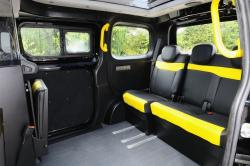 NISSAN NV200 black