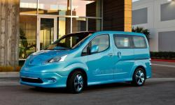 NISSAN NV200 green