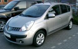 NISSAN PLATINA brown