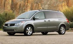 NISSAN QUEST S green