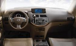 NISSAN QUEST S interior