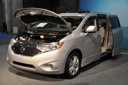 Nissan Quest by sainaniritu