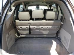 NISSAN QUEST brown