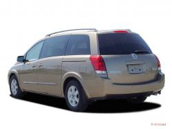 NISSAN QUEST green