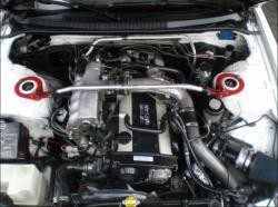 NISSAN R33 engine