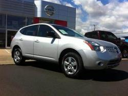 NISSAN ROGUE AWD silver