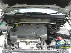 NISSAN SUNNY engine