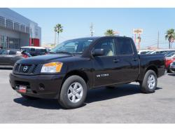 NISSAN TITAN brown