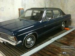 OPEL ADMIRAL 2.8 brown