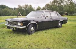 OPEL ADMIRAL 2.8 red