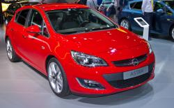 Opel Astra by eans
