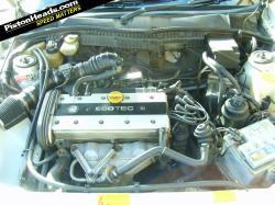 OPEL CALIBRA 16V engine