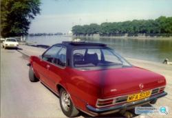 OPEL COMMODORE 2.8 GS brown