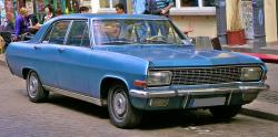 OPEL DIPLOMAT brown