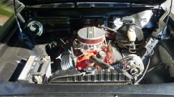 OPEL DIPLOMAT engine