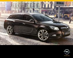 OPEL INSIGNIA brown