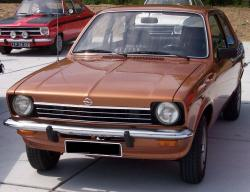 OPEL KADETT 1.1 brown