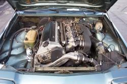 OPEL MANTA engine