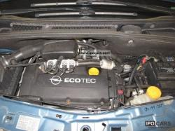 OPEL MERIVA 1.6 engine