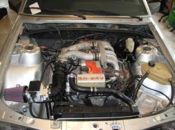 OPEL MONZA engine