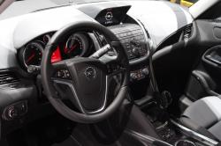 OPEL TOURER interior