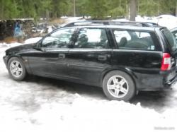 OPEL VECTRA 1.6 black