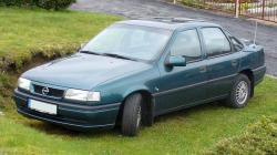 OPEL VECTRA 1.6 blue
