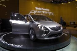 Opel Zafira Tourer Concept by shadow69