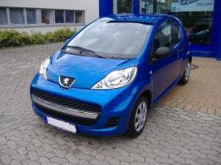 PEUGEOT 107 1.0 blue