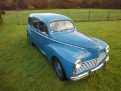 PEUGEOT 203 BREAK blue